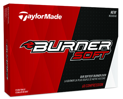 TaylorMade Burner Soft Golfball